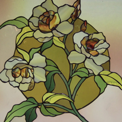 Ambiente art glass florals in portland oregon for Oregon craft floral